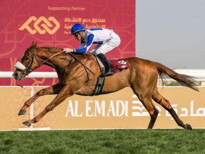 Al Malhouf won the H.H. THE AMIR SHALFA