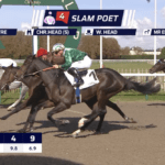 Slam Poet won the Prix du Vivier Madame